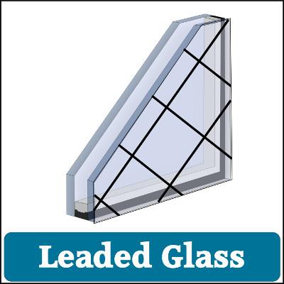 Double Glazed Unit Lead
