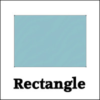 Glass Table Top Protector Rectangle